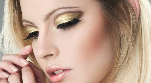 How To Use Gold Eyeshadow To Enhance Your Peepers