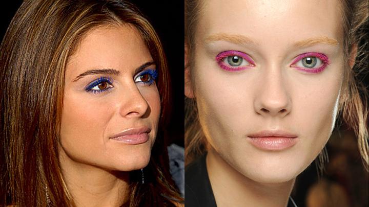How To Wear Colorful Mascara Like A Pro
