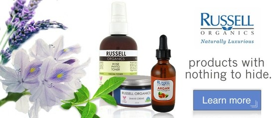 Russell Organics Gives Consumers Eco-Friendly Ways To Be Beautiful