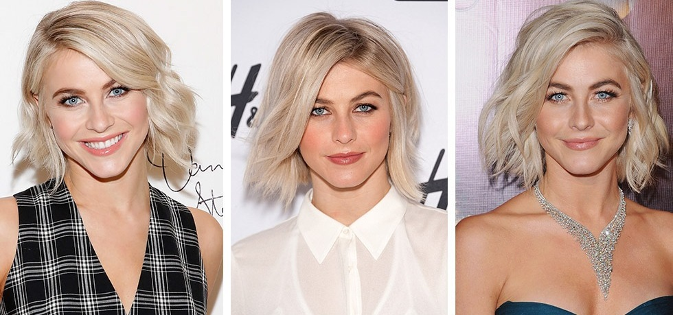 Parting Your Hair Differently Can Give You A New Look