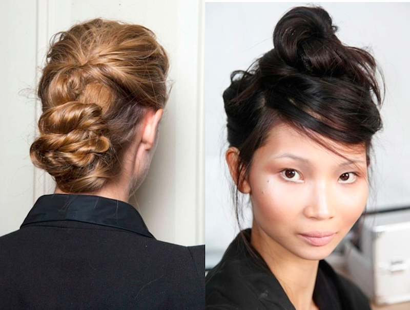 3 Must-Try Hairstyles For Spring 2013