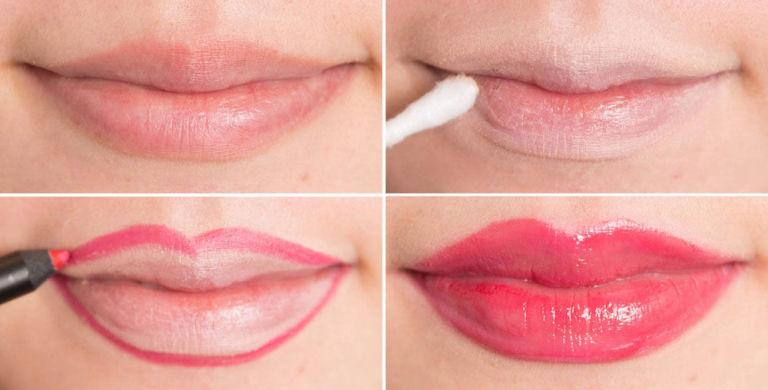 Have You Ever Cheated While Using Lip Liner?