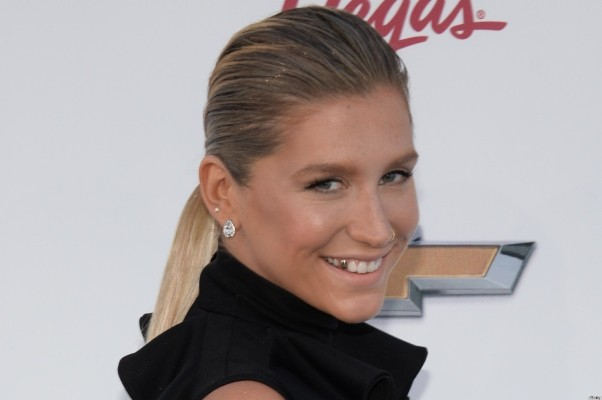 Is Ke$Ha Finally Growing Up With Her Makeup Choices?