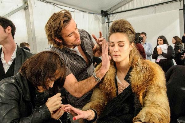 Fall Makeup Trends Debut At New York Fashion Week