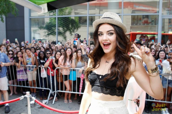 lucy-hale-bongo-nyc-event