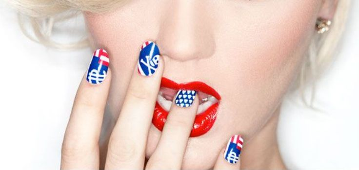 Get Festive With Fourth Of July Makeup