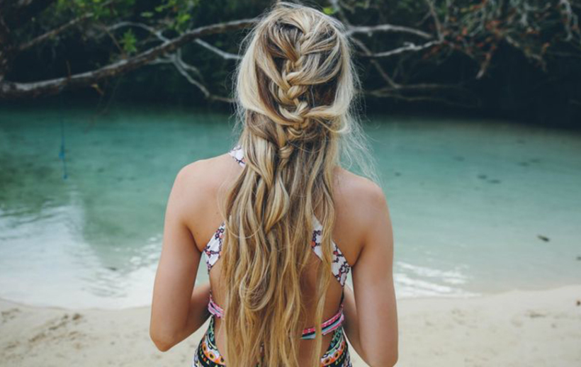 Turn To Braids For The Perfect Beach Hairstyle