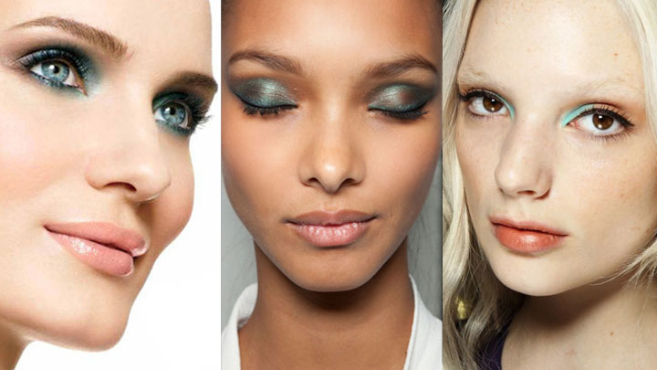 Double The Fun With Two-Tone Eye Makeup