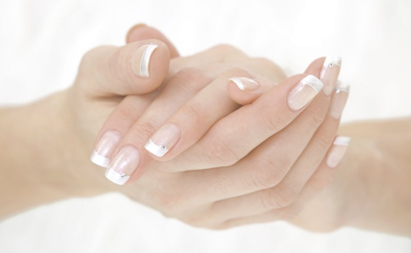 Naked Nails: How To Go Unpolished