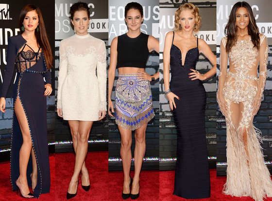 Winning Looks From The MTV Video Music Awards
