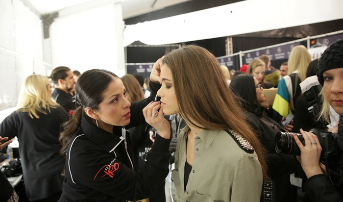 Backstage beauty tips from New York Fashion Week