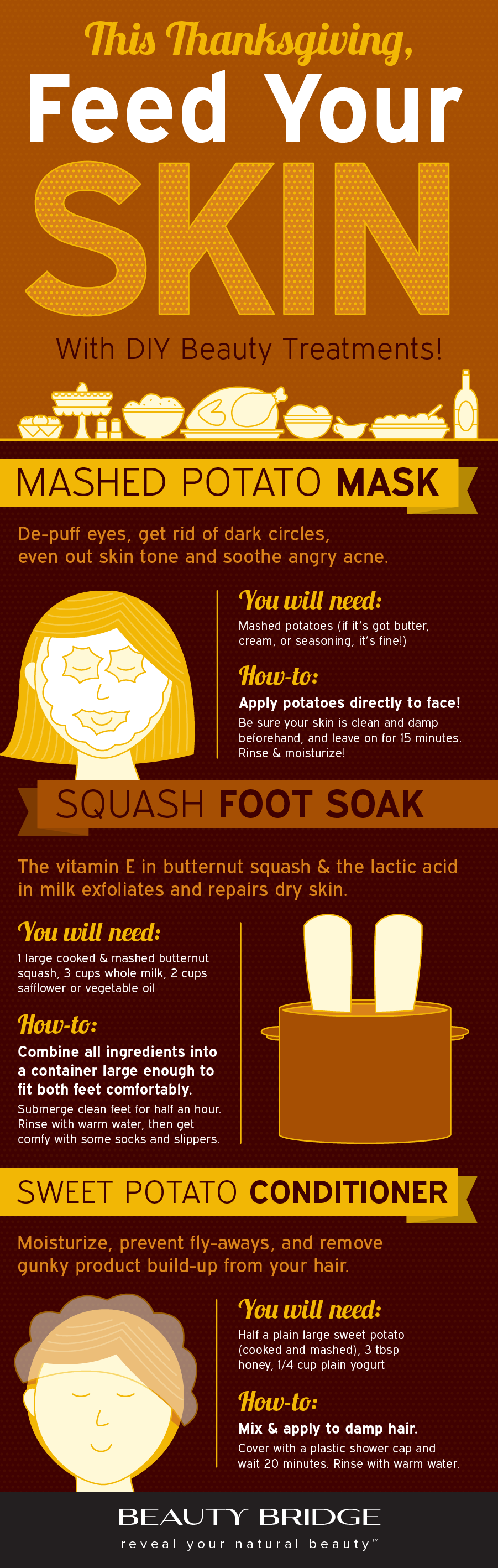 Feed Your Skin with DIY Beauty Treatments