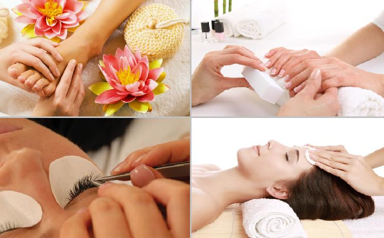 beauty treatments at home