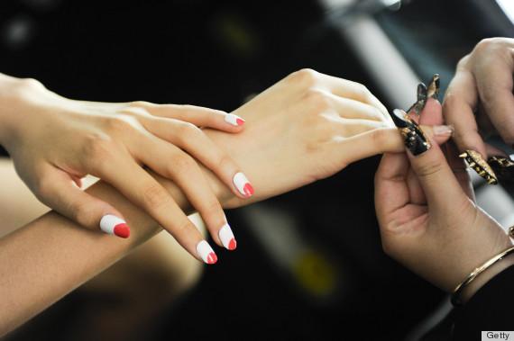 spring 2014 nails