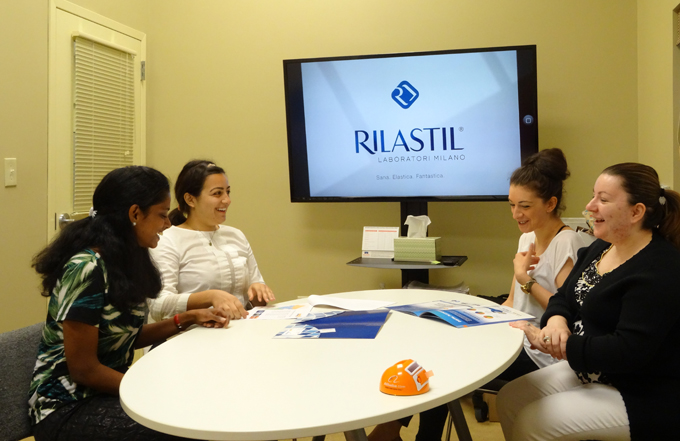 rilastil-training