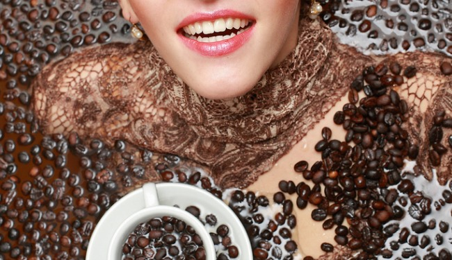 beauty benefits of caffeine