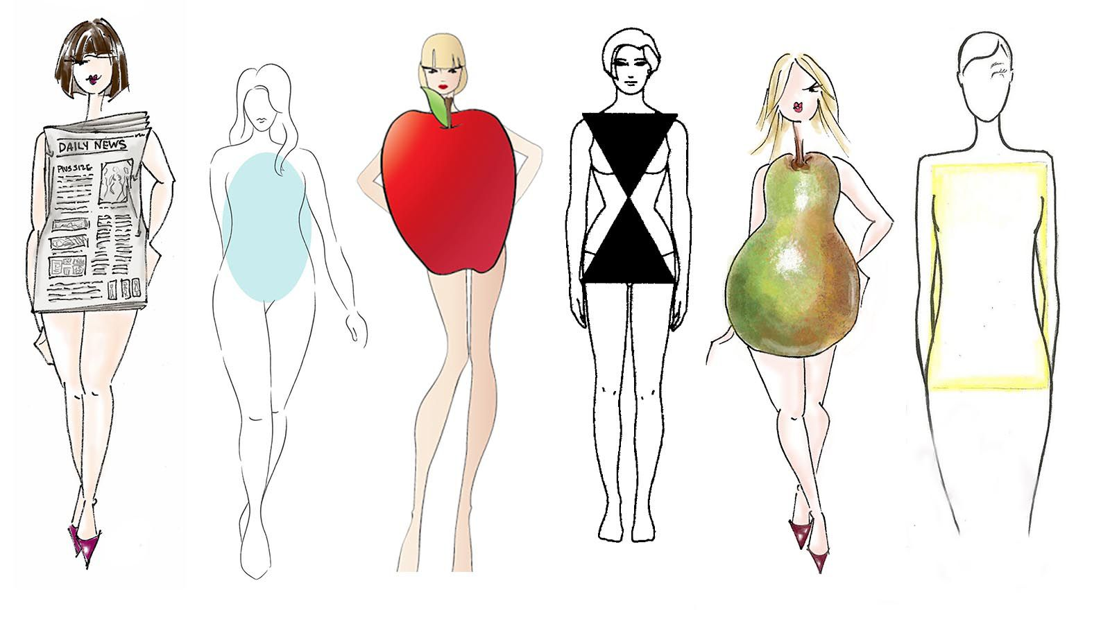 What Your Body Shape Says About Your Health | the Beauty Bridge