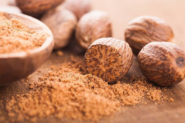health and beauty benefits of nutmeg