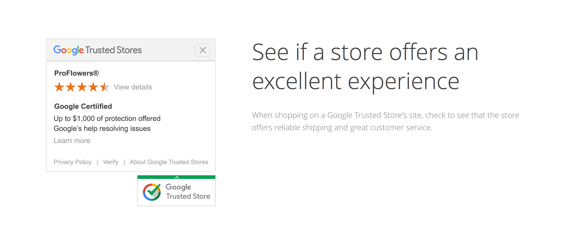 google-excellent-experience