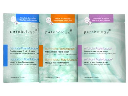 Patchology - FlashMasque Trio