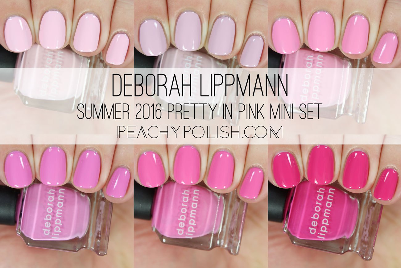 Image Credit: PeachyPolish.com