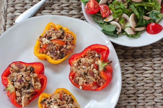 tuna-stuffed-bell-peppers