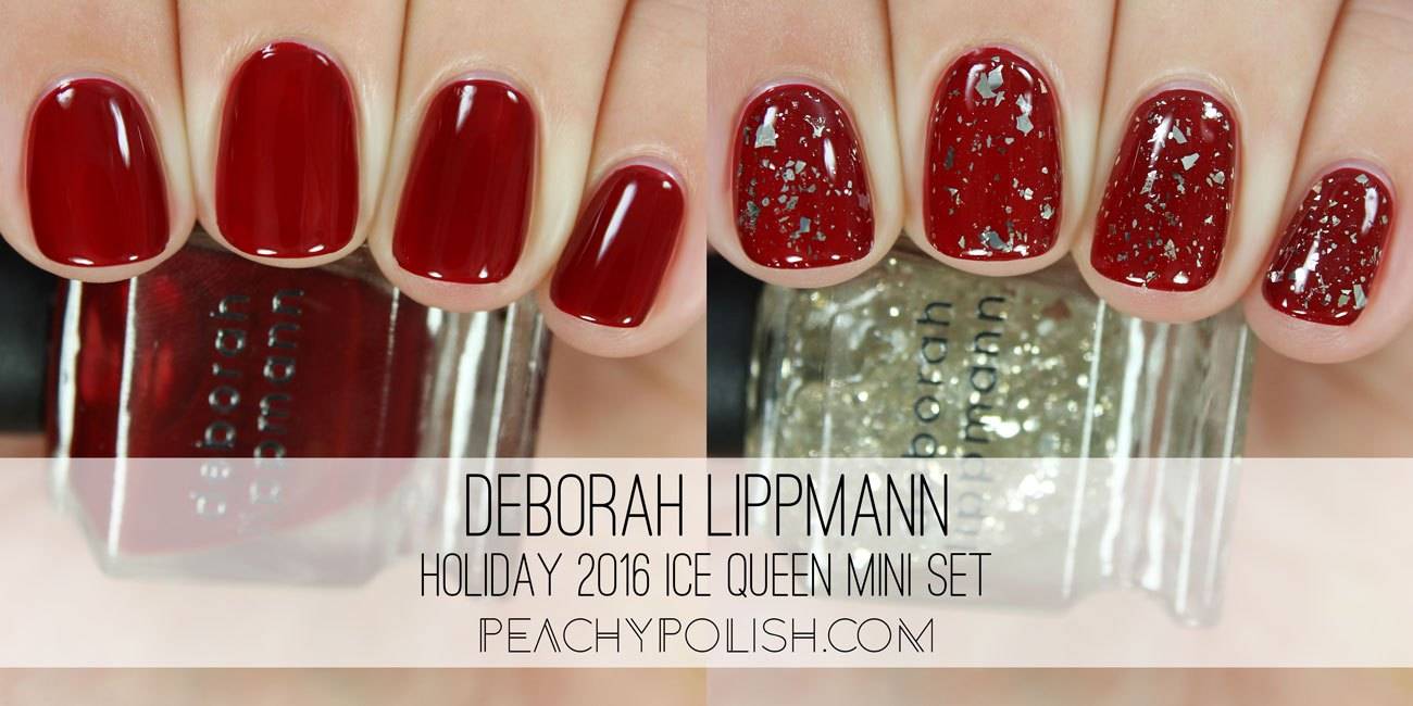 Lippmann Collection – Ice Queen Nail Polish Set