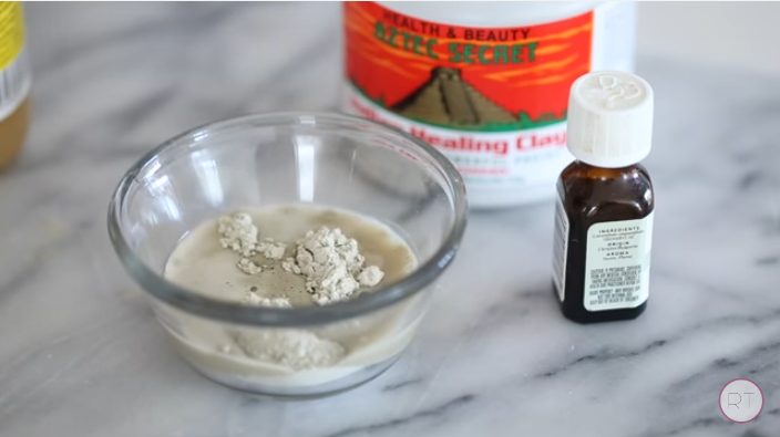 DIY mask Acne Prone Skin