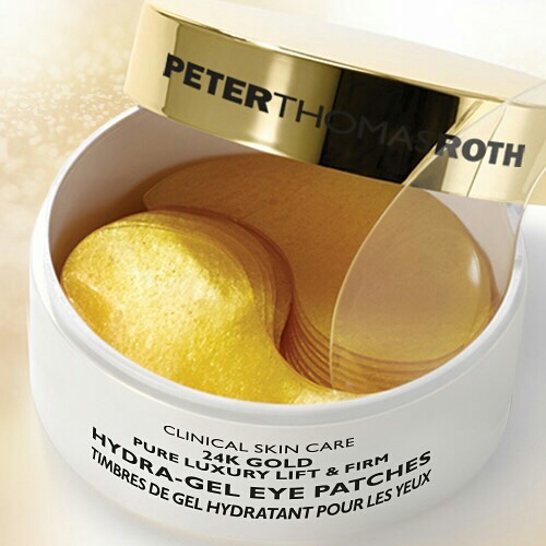 PETER THOMAS ROTH – 24K Gold Pure Luxury Lift and Firm Hydra-Gel Eye Patches