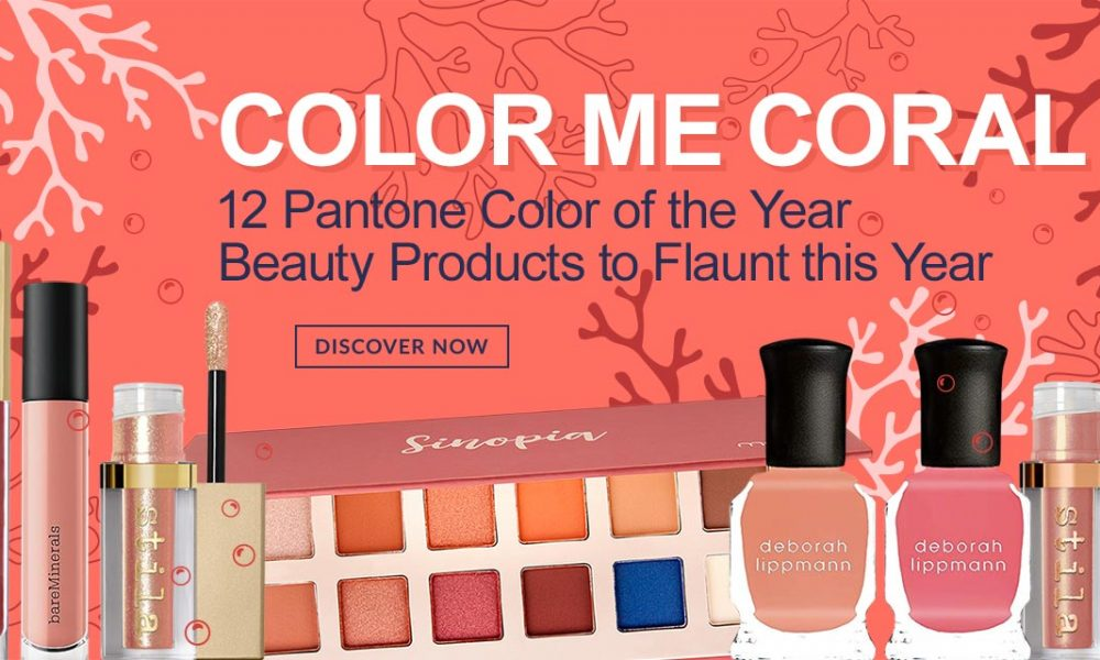 12 Pantone Color of the Year Beauty Products to Flaunt this Year
